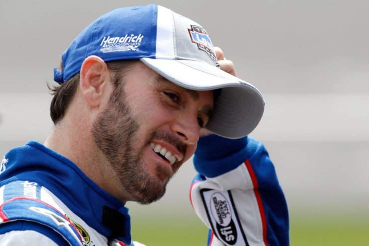 Jimmie Johnson will bid farewell to NASCAR in just a few days