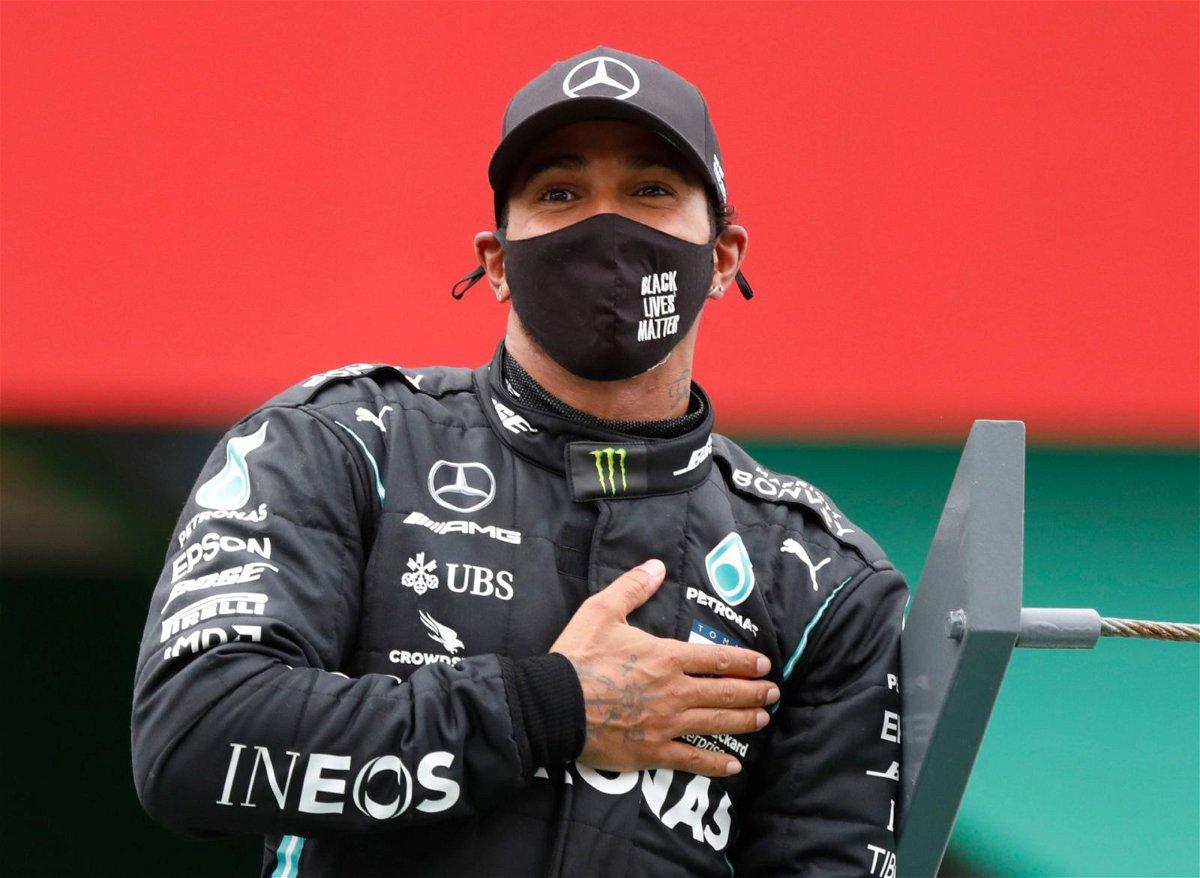 Formula One, F1- Lewis Hamilton, Mercedes #44 racer