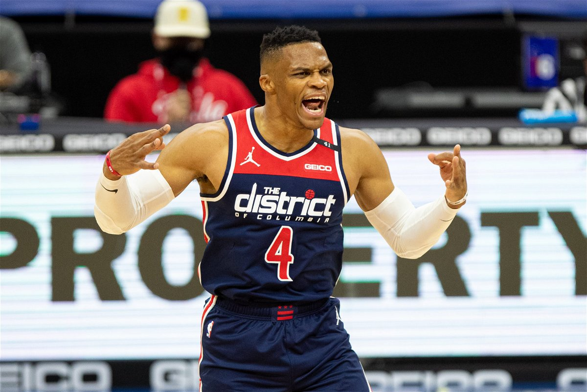 NBA Analysts Gives Russell Westbrook a 'C' Grade for Wizards' Debut - EssentiallySports