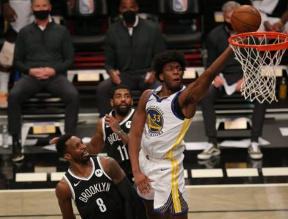 NBA Insider Claims James Wiseman Will Play a Key Role in Warriors' Future Plans