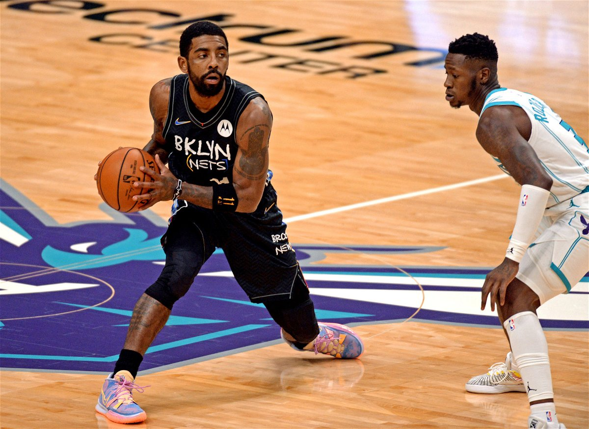 Nets' Kyrie Irving