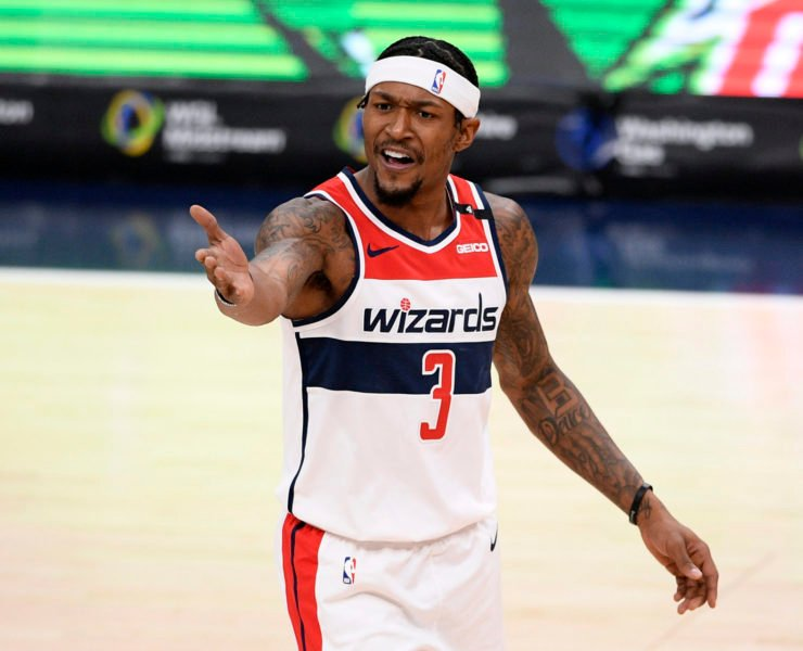 Washington Wizards' Bradley Beal