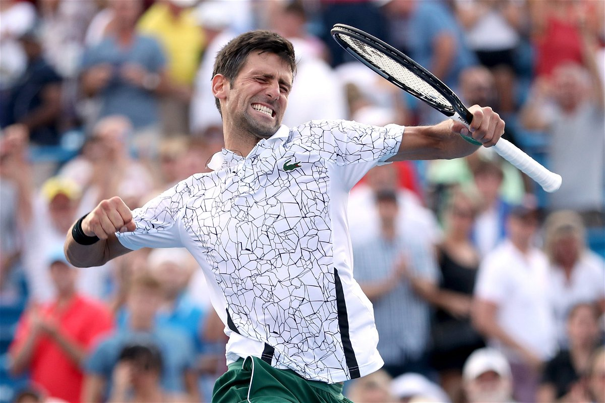 Novak Djokovic Receives Special Wishes from Fans Going ...