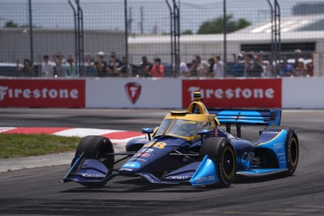 Jimmie Johnson Entertaining the Idea of Running in the 2022 Indianapolis 500