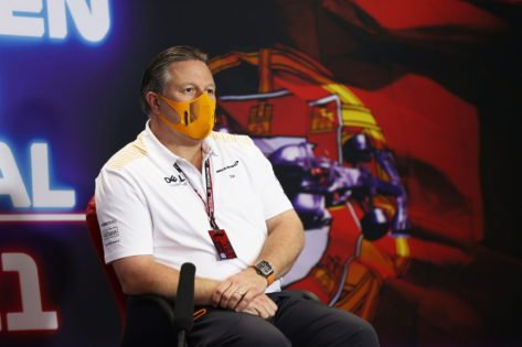McLaren F1 Boss Offers IndyCar's Pato O'Ward the Easiest Possible Route to F1