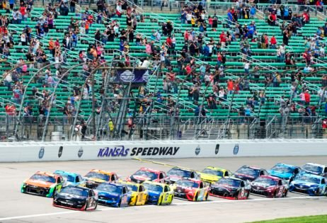 NASCAR Reveals Mammoth $8 Million Purse for Upcoming Kansas Race