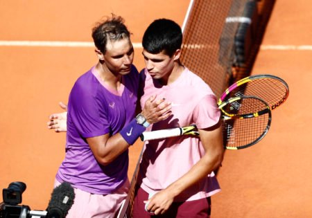Carlos Alcaraz Details the Influence of Roger Federer, Rafael Nadal and Novak Djokovic on Him