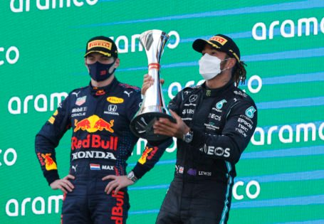 Palmer Reveals Reason for Changing His Stance on Lewis Hamilton-Max Verstappen F1 Battle