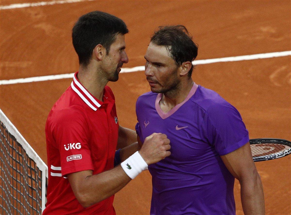 """Can Win Four"": Rafael Nadal Admits Novak Djokovic can Achieve the Calendar Slam at US Open 2021"