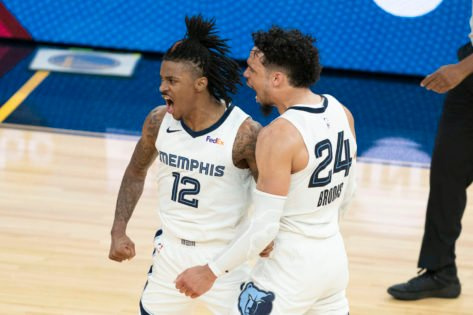 What Does the Memphis Grizzlies Starting Lineup Look Like for the 2021-22 Season?