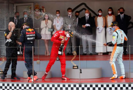 Which Song Is Played During Podium Celebrations in F1?