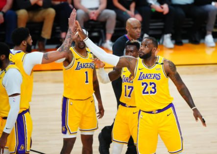 REPORTS: LeBron James Open to Bring Patrick Beverley to Play for the Los Angeles Lakers