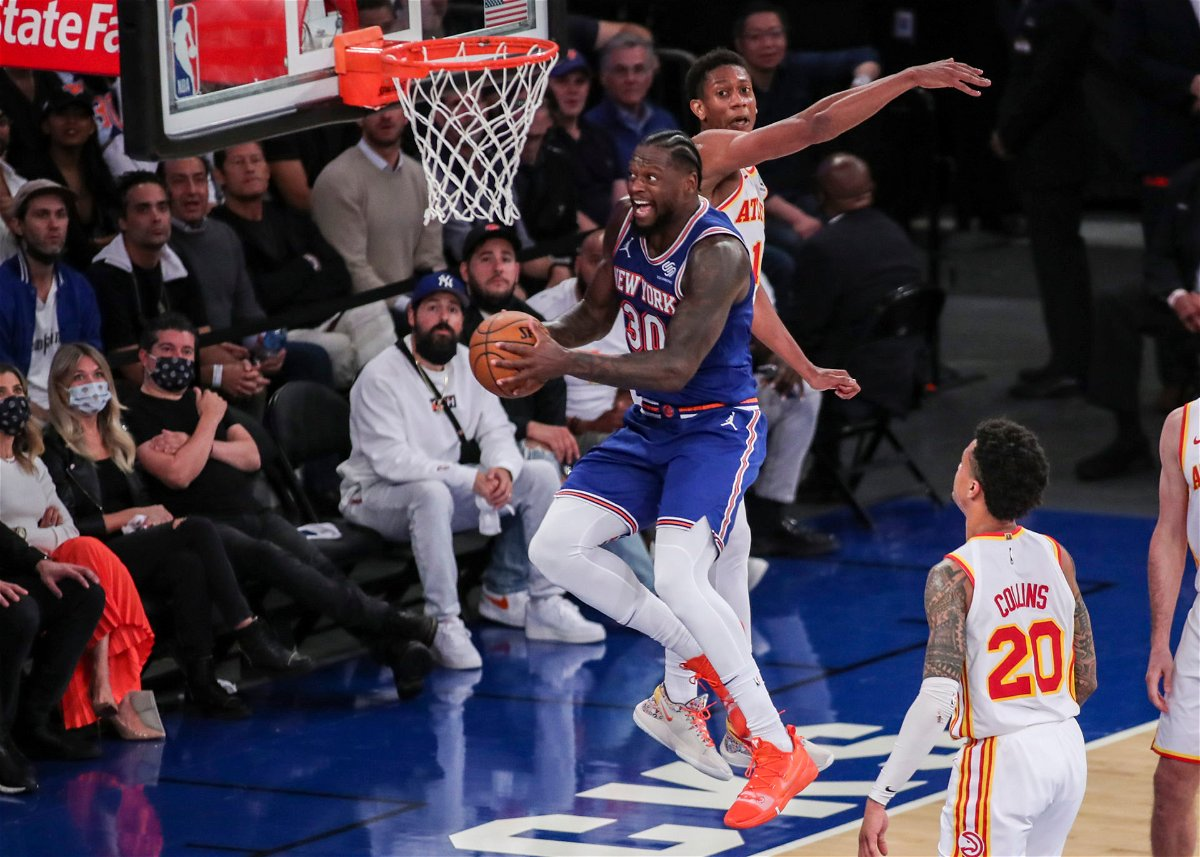 Knicks' Julius Randle