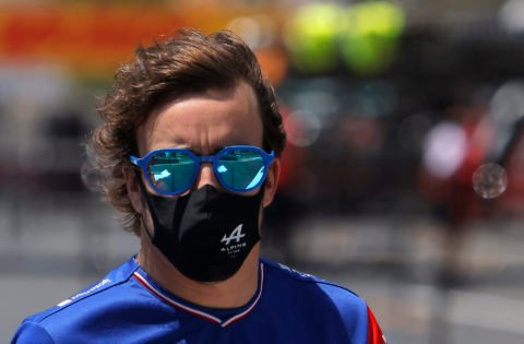 Fernando Alonso Reveals the Only Thing Motivating Him Amidst Alpine's F1 Struggles
