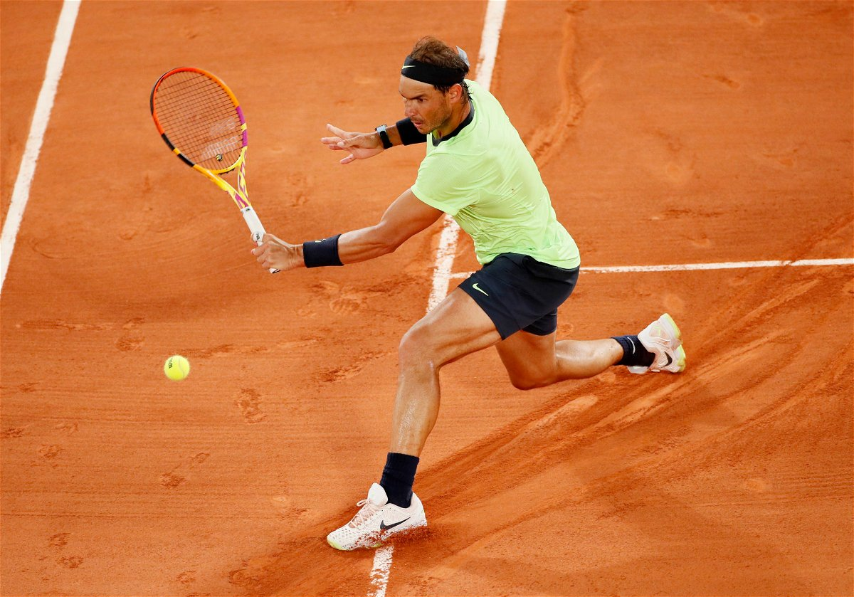 Too Old For That Rafael Nadal Not Willing To Wear Iconic French Open Outfit Again Future Tech Trends