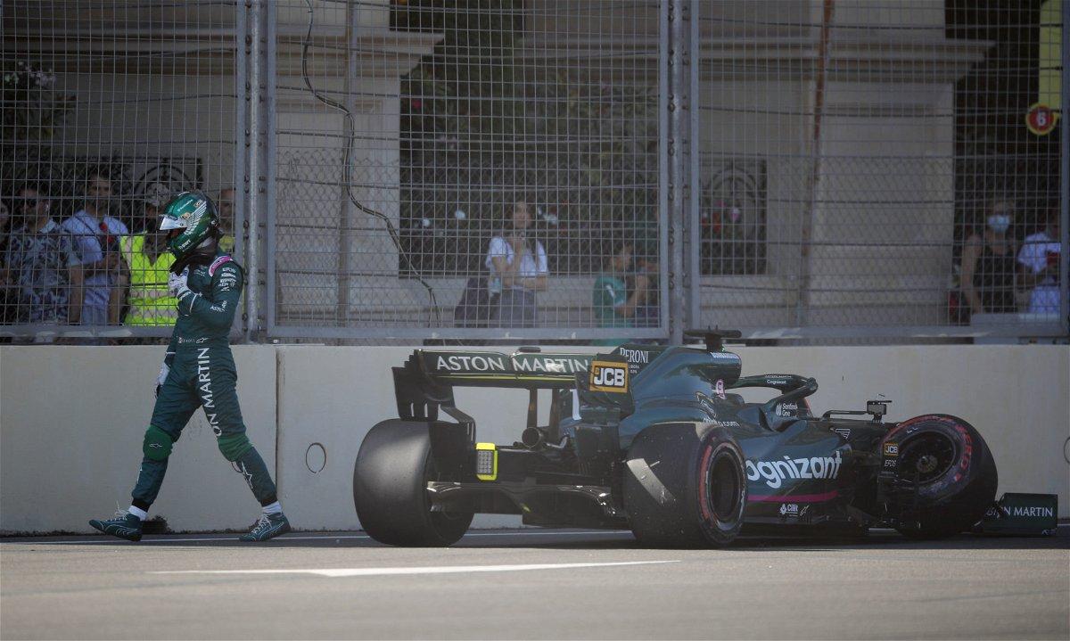 NOT Daniel Ricciardo! Sebastian Vettel Reveals Real Reason for Not Making  It to Q3 in Baku - Future Tech Trends