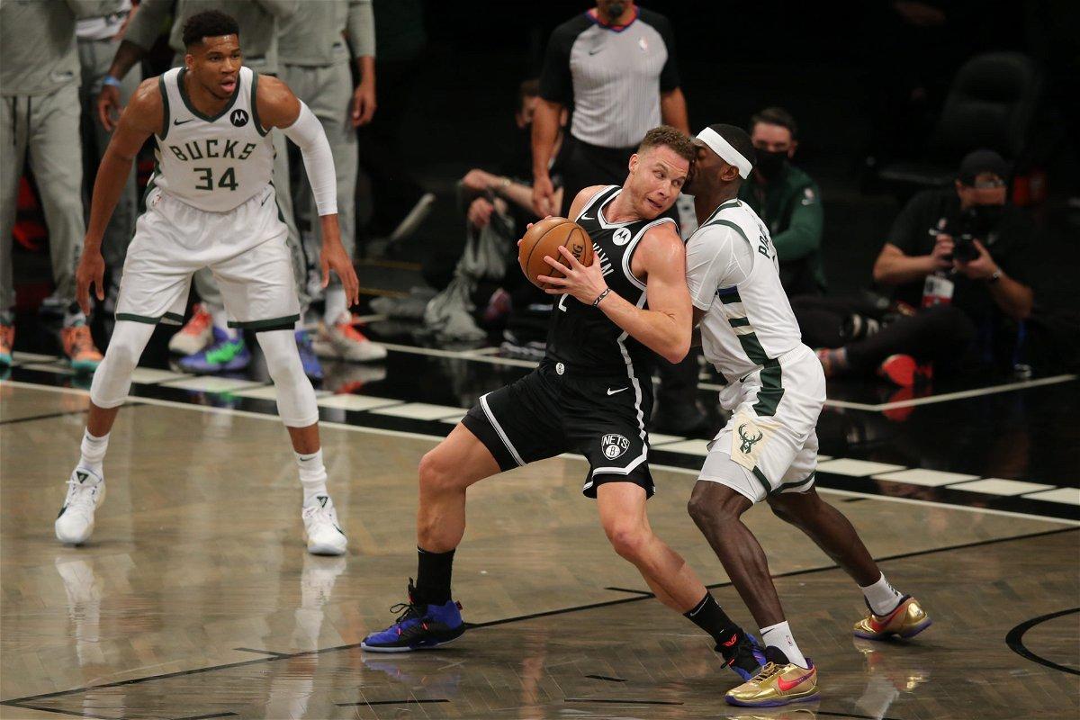 Brooklyn Nets vs Bucks