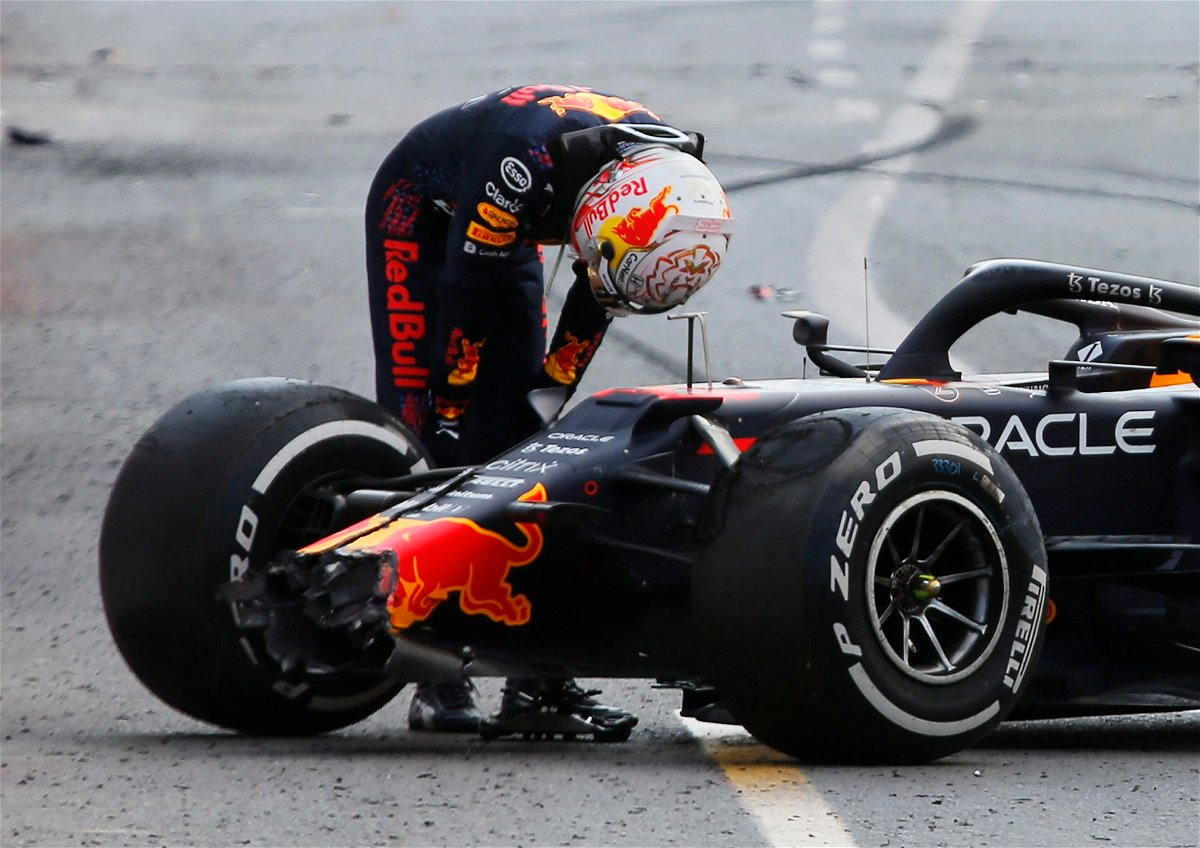 WATCH: Red Bull Message to FIA's Michael Masi to Red Flag Baku F1 Race  After Verstappen's Crash - Future Tech Trends