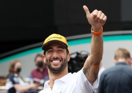 Must See: Ricciardo Reveals His Love for 'Dangerous Sports' in F1 2021's Swashbuckling New Series
