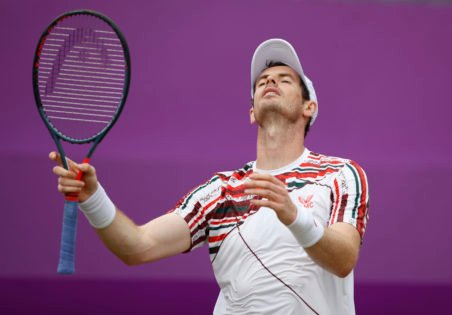 """""""Doesn't Really Matter"""": Andy Murray Dissatisfied With His Results After European Open 2021 Loss"""