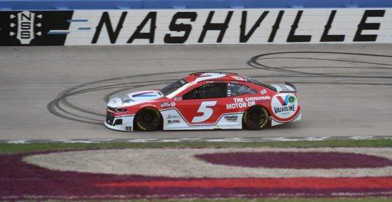 NASCAR Eyeing a Return to the Nashville Fairgrounds Speedway