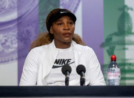 """""""It's Not Just About Me"""": Serena Williams Joins Inspiring Initiative to Support Young Girls in Sports"""