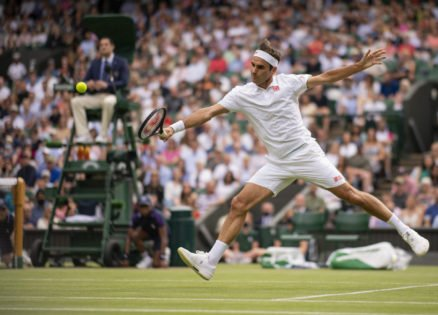 """""""Unbelievable"""": Ons Jabeur on Drawing Parallels With Roger Federer's Style of Drop Shots"""