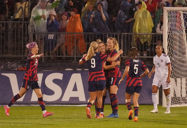 When And Where To Watch The Uswnt In Usa For Tokyo Olympics 2021 Essentiallysports