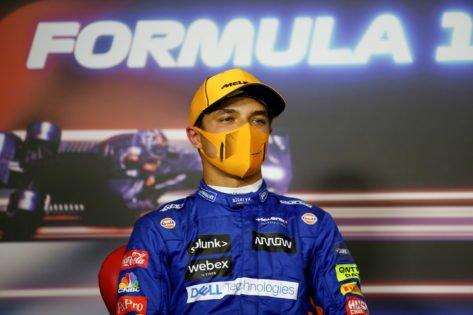 Lando Norris Justifies Explicit Radio Rant After McLaren's Pit-Stop Debacle