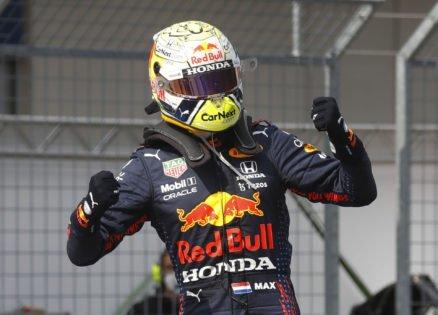 Max Verstappen's Dismissive Reaction to Making F1 History This Season