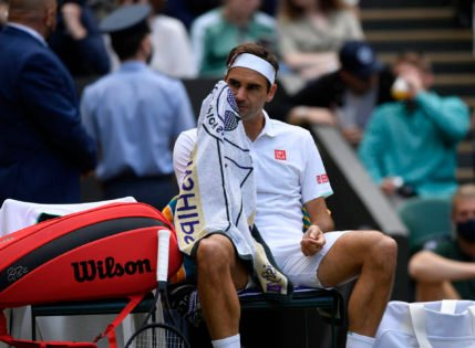 All You Need to Know About Roger Federer's Latest Knee Injury