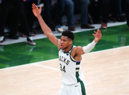 Giannis Antetokounmpo Shares a Record with Michael Jordan that Even LeBron James Would Never Achieve