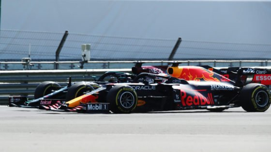 How Red Bull Tried Using Albon to Prove Lewis Hamilton Guilty in the British GP Incident
