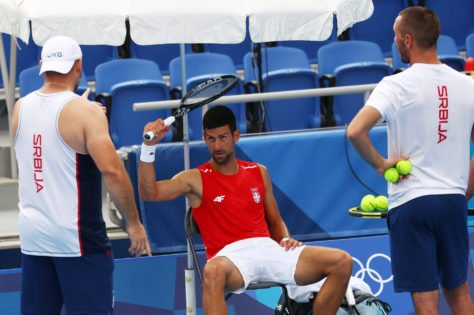 """""""Really Brutal"""": Novak Djokovic Claims Tokyo Olympics 2020 Conditions Are Toughest of His Professional Career"""