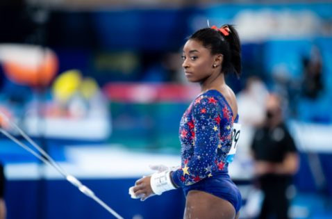 Warm up Gone Wrong for Simone Biles? Here's Why Simone Biles Walked Out of the Tokyo Olympics 2020 Arena
