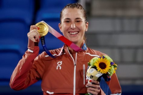 """""""If I Stop My Career Tomorrow…"""" – Belinda Bencic Admits She's Satisfied With Tokyo Olympics Success"""