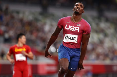 """""""He Can Go a Lot Faster"""" – Yohan Blake Heaps Praise on US Sprinter Fred Kerley"""