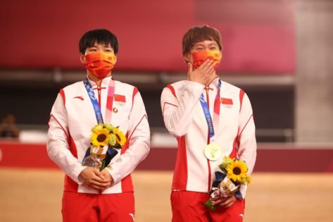 IOC Questions Badges Worn by Chinese Athletes at Tokyo Olympics 2020