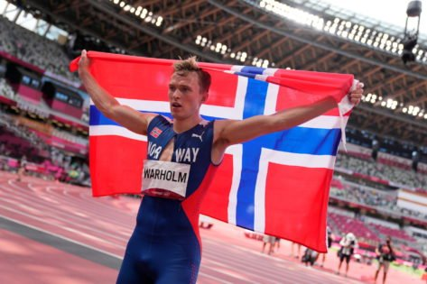 """""""I Dont Think He Can Run More Than 350m"""": Has Hurdling Star Karsten Warholm Found A New Rival?"""