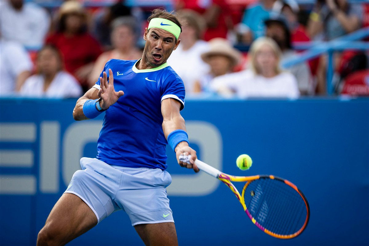 Why Is Rafael Nadal Not Playing At The Us Open 2021 Essentiallysports