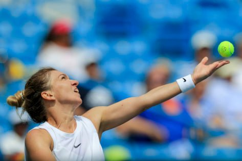 INCREDIBLE! Simona Halep Bags Her First Ever Victory in Three Months at Cincinnati Open 2021