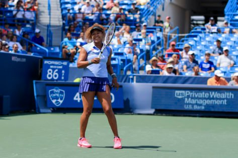 Naomi Osaka Fights Back Against Coco Gauff to Earn a Spot at Cincinnati Open 2021 Round 3
