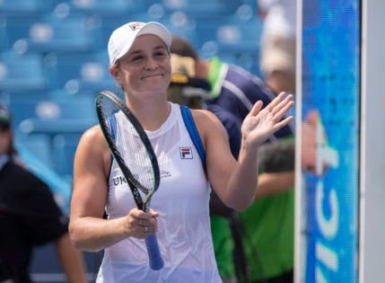 """""""We Have Such a Rich History"""" – Ashleigh Barty Compliments Australian Tennis After Cincinnati Open Victory"""