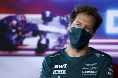 """React Rather Than show"" – Sebastian Vettel Criticizes Proposed F1 Engine Freeze"
