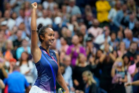 """""""They Did Everything in Their Power"""": Leylah Fernandez Credits Canada for US Open 2021 Success"""