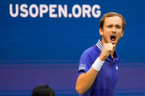 """""""Match Turned Around Completely"""": Daniil Medvedev Reflects on Semifinal Win Over Felix Auger Aliassime at US Open 2021"""