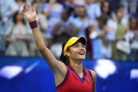 Emma Raducanu Joins Serena Williams and Naomi Osaka's Milestone Club