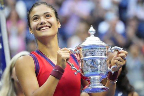 WATCH: US Open 2021 Champion Emma Raducanu Sends Heartwarming Message For Fans