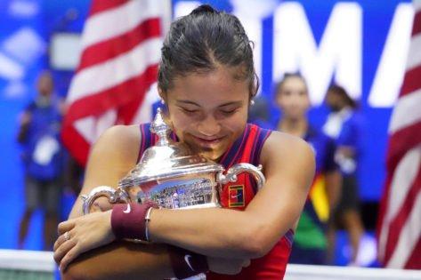 "Former Wimbledon Champion Denies Emma Raducanu's US Open 2021 Triumph as a ""One-Off"" Wonder"