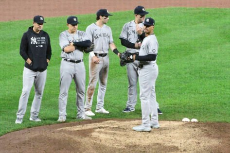 Are the New York Yankees Out of MLB Playoffs? When Will They Play Next?